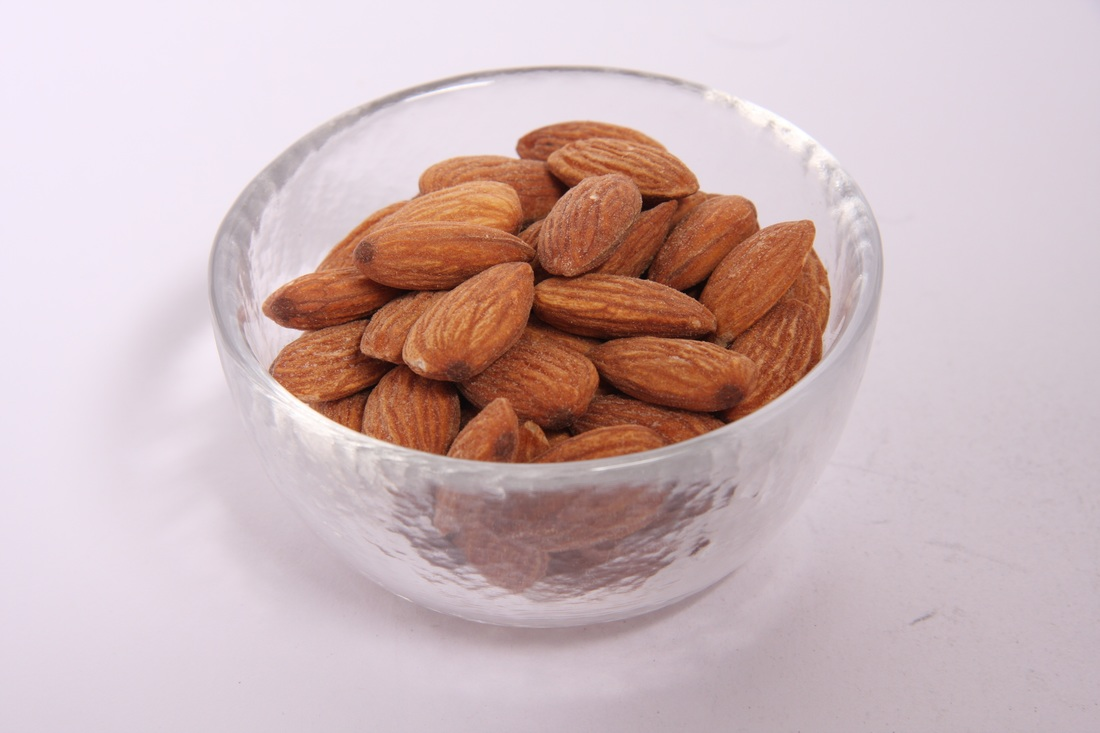 Almonds - Vegetarian Protein