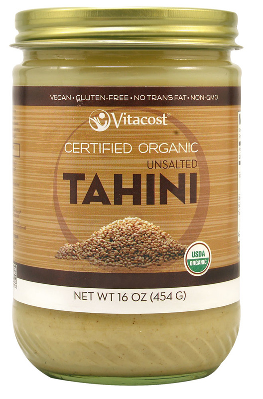 Tahini in Jar